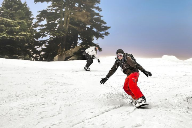 tips on how to snowboard