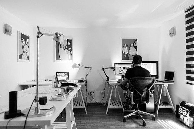 home office supply storage ideas
