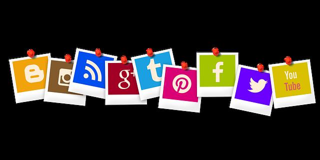 most popular social media applications