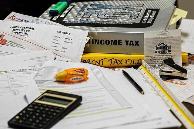 tax return certificate